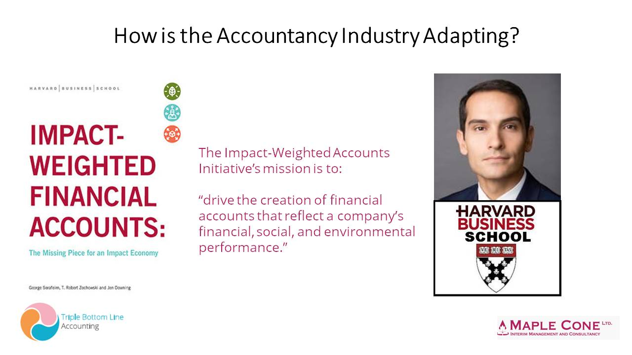 How is the Accountancy Industry Adapting